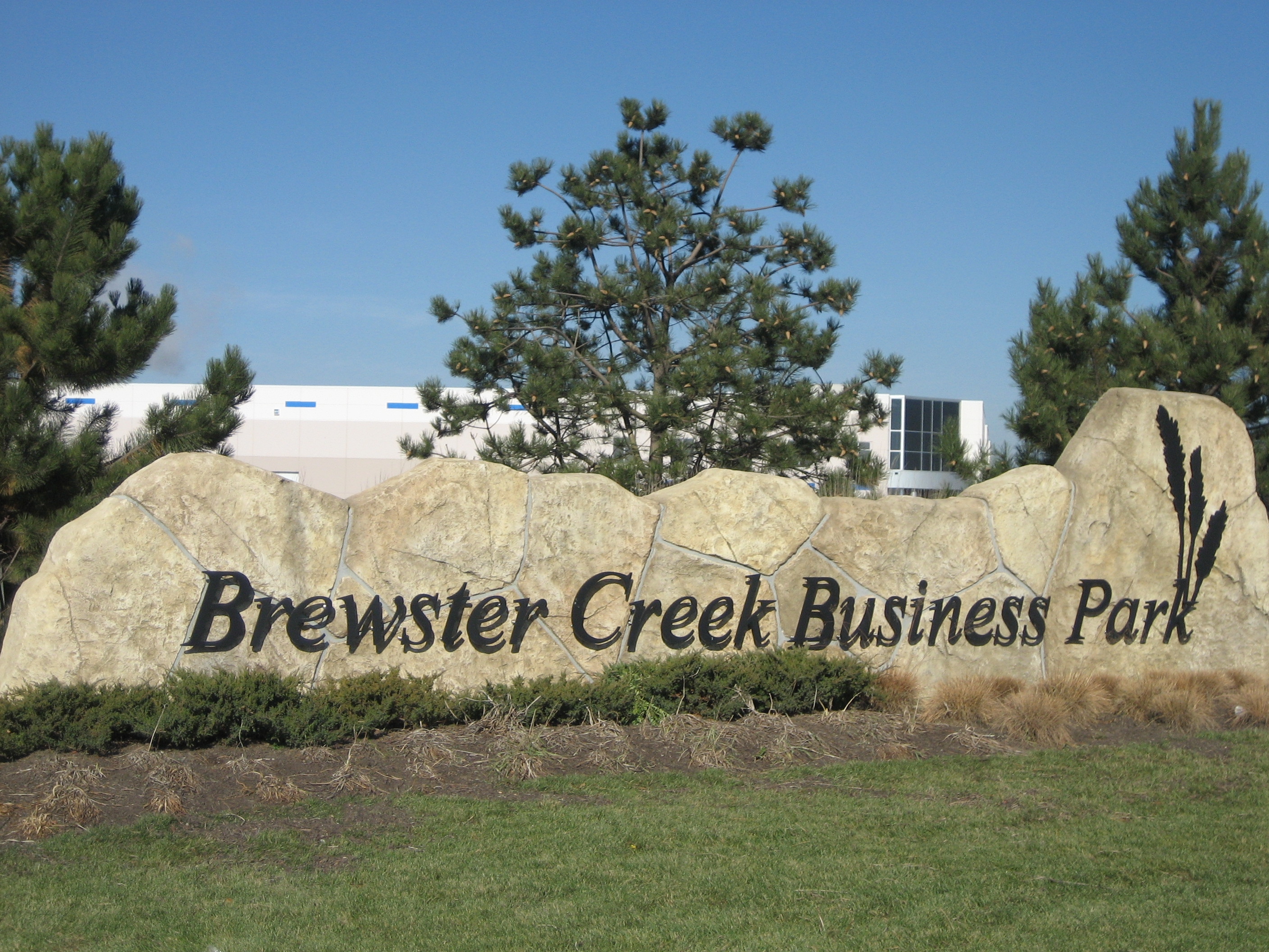 Brewster Creek Business Park
