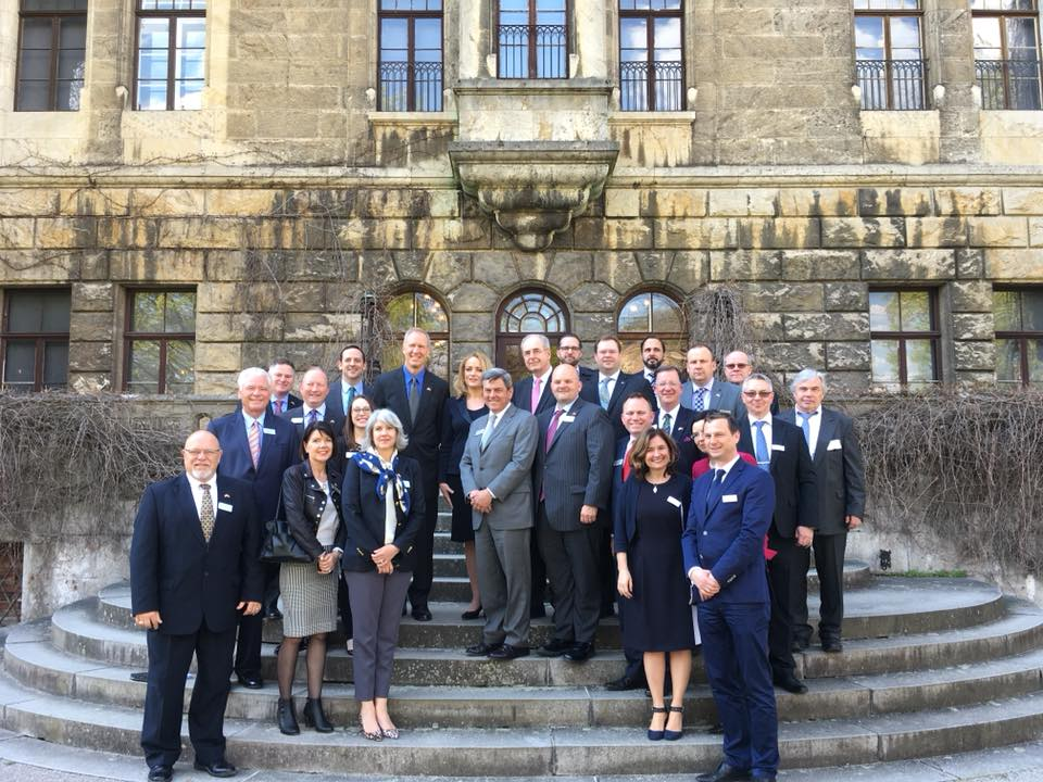 Governor's Delegation to Europe