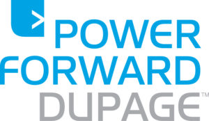 PowerForward DuPage Logo