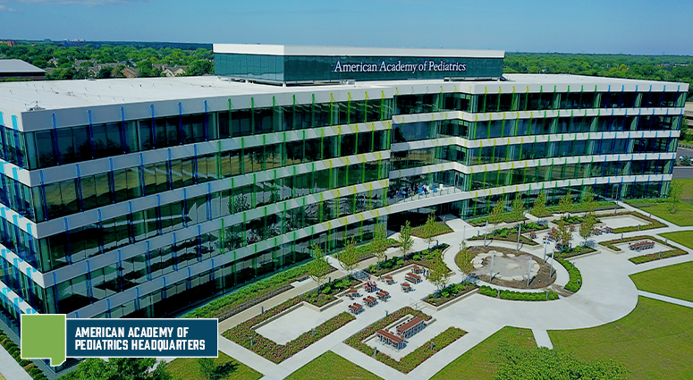 American Academy of Pediatrics HQ in DuPage County