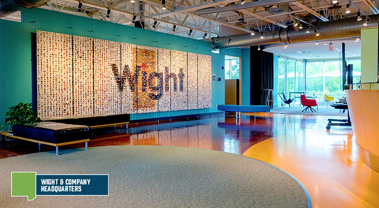 Wight & Company HQ in DuPage County